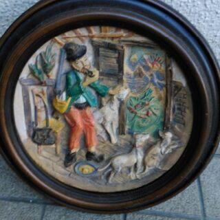 壁飾り レトロ