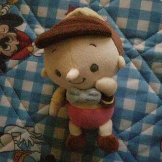 ピノキオ ぬいぐるみ 小さめ