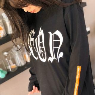 tattoo design produceロングTシャツ〔新品〕