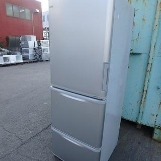 ☆3D簡易清掃済み☆2013年製☆冷凍冷蔵庫 SHARP 350...