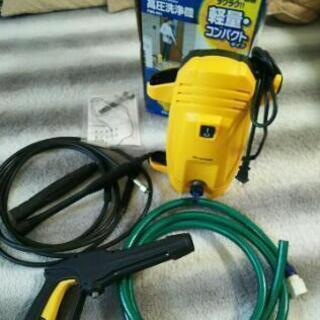 アイリスオーヤマ 高圧洗浄機 FBN410