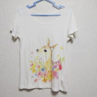 earth music&ecology Tシャツ