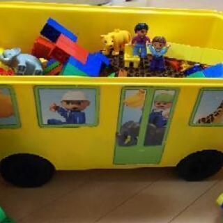 おもちゃ  レゴバス