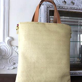 在宅で布バッグの縫製していただける方