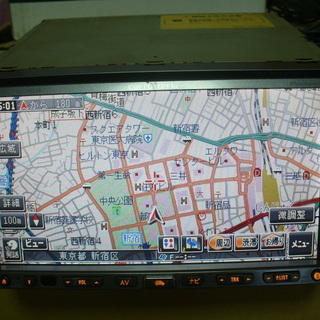 パイオニア HDD楽ナビ AVIC-HRZ88 たぶん2013年度地図