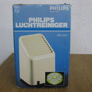 PHILIPS フィリップス 空気清浄機 HR4370 卓上