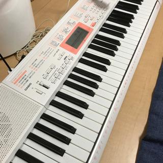 カシオ光ナビゲーションキーボード