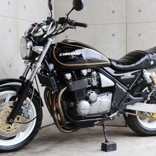 Kawasaki ゼファー1100 A1 旧車  Z1ブラック火...