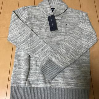トミーヒルフィガー子供用セーター150サイズ新品タグ付き!