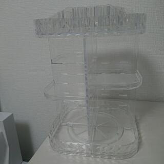 CUAFID 化粧品収納 コスメ収納ボックス(引き取りにきて...