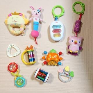 ベビーおもちゃ 10個セット ミキハウスあり