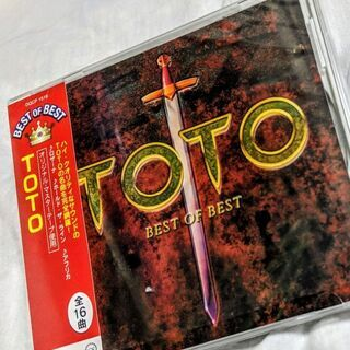 TOTOベスト盤 /BEST OF BEST