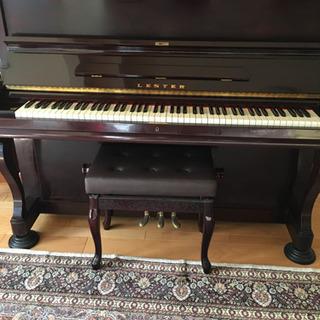 アップライトピアノ LESTER NO.500