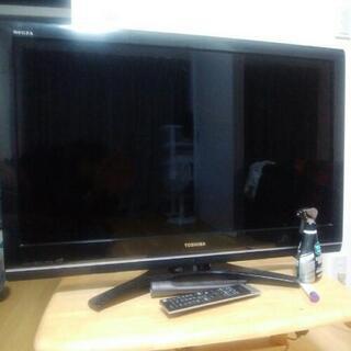 REGZAテレビ32型