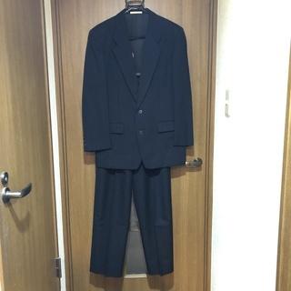 NICOLE 紺 スーツ 2ボタン