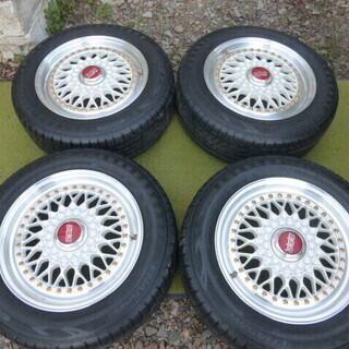 BBS プリマドンナ 4本 タイヤ付き