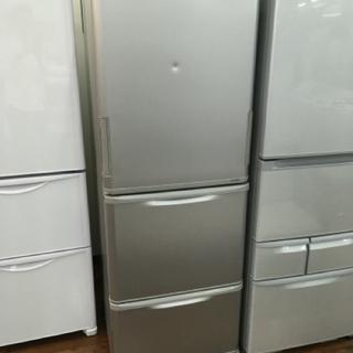 SHARP 3ドア冷蔵庫 SJ-W351C-S 2016年製