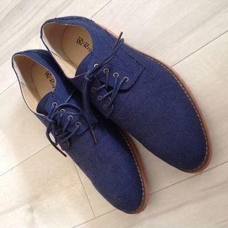 新品未使用 メンズ靴 26.5cm