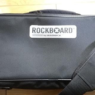 【エフェクターボード】Warwick Rockboard …