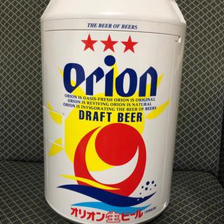 【非売品】オリオンビール型 冷温庫