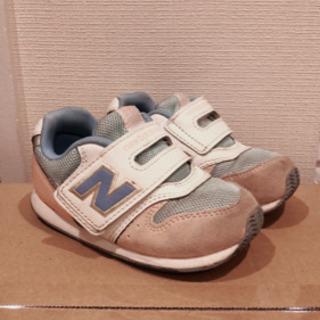 ニューバランスベビー靴15.5