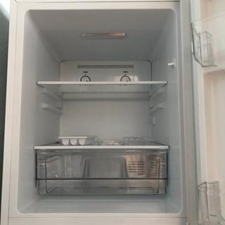 2019年製ハイアール冷蔵庫 JR-NF148B