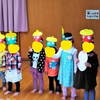 鎌ヶ谷の児童館でリトミック♪♪