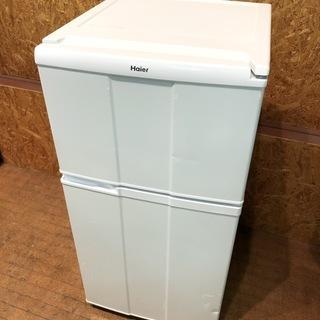 【管理KRR107】Haier JR-N100C 98L 2ドア...