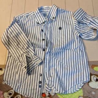 子供服 110 シャツ