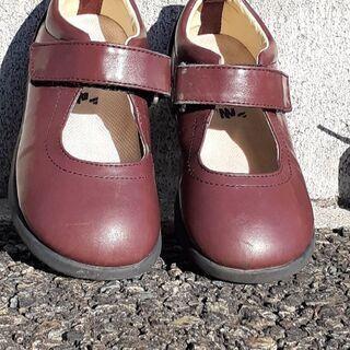 瞬足 そくいく フォーマル靴 18㎝