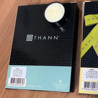 新品‼️アロマキャンドル 10個 バンコク THANN ターン タン