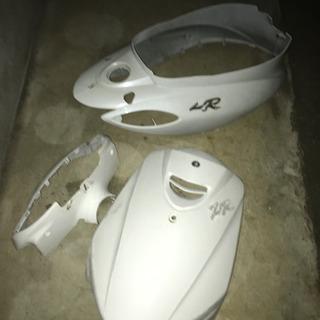 【純正】sa39j JOG ZR 外装セット ホワイト‼️