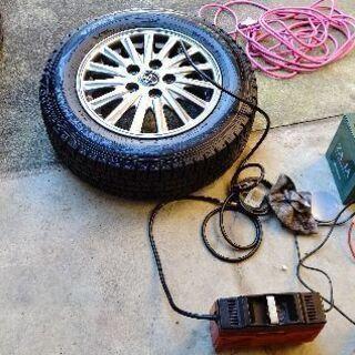 タイヤ交換手伝います✨やります✨ついでに❗️手相占い