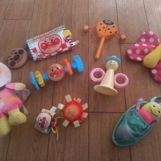 【1個50円】赤ちゃん おもちゃ【まとめてなら200円】