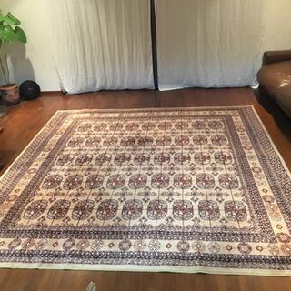 決まりました  ベルギー製 ウール絨毯