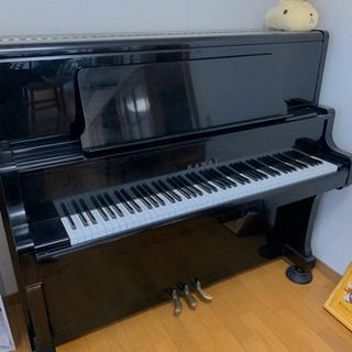 【世田谷区砧公園近く】KAWAIアップライトピアノ