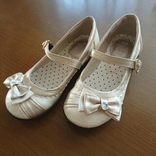 女の子  フォーマル靴  20.0㎝