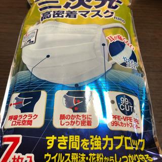三次元マスク   ふつうサイズ