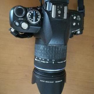 オリンパスのデジタル一眼カメラ