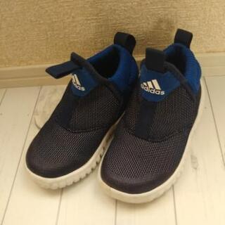 adidasスリッポン 14㎝ 美品