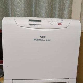 ジャンク品 Color MultiWriter 7500C…