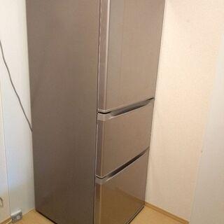 【取引中】340リットルTOSHIBA冷蔵庫 6,000円でお譲...