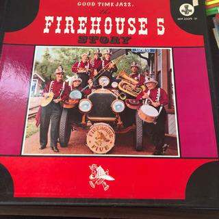 レコード  FIREHOUSE