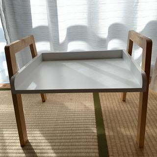 踏み台 子供用椅子 物置きに