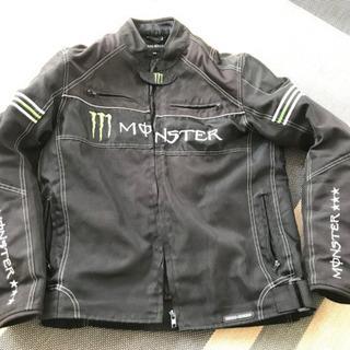 (取引中)バイクジャケット 3XL