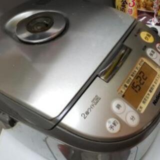 national製 炊飯器 SR-JA10H (2005年製)あ...