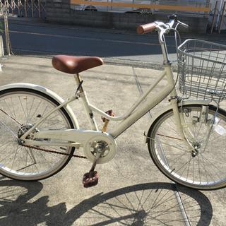 ★子供用の自転車 20インチ ブレーキしっかり効きます ギヤなし★