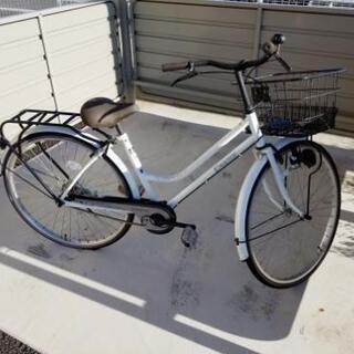 自転車 4000円で引取のお願い