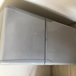 冷蔵庫 東芝2010年製 120L 2ドアお譲りします