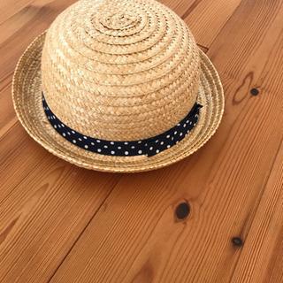 麦わら帽子 52センチ